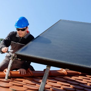 installation panneau solaire hybride
