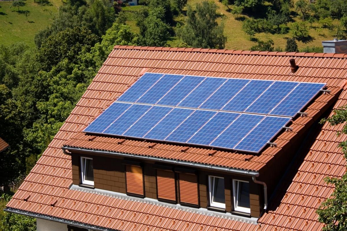 types de panneaux solaires